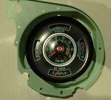 factory tachometer & dash gauge 69 Chevy chevelle el camino 6000 rpm tach gauges