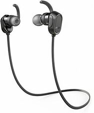 Anker Wireless Headphones Bluetooth Earbuds, Secure Fit Sport, Running, Gym Mic