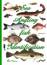 Sea Fishing/Angling Pocket fish ID, Identification Book 4th edition rrp £4.99