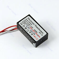 110V 12V AC 60W Halogen Crystal Light Lamp Power Supply Electronic Transformer
