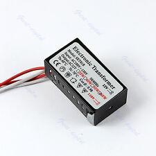110V 12V AC 60W Halogen Crystal Light Lamp Power Supply Electronic Transformer