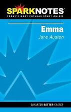 Emma by Jane Austen (2002, Paperback), SparkNotes  Ships for 99 cents