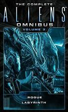 The Complete Aliens Omnibus: Volume Three (Rogue, Labyrinth) : (Rogue,...