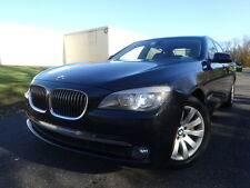 BMW : 7-Series 750LI AWD X