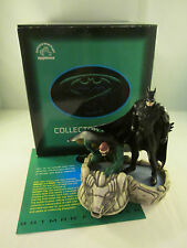 Batman and Robin Gotham Rooftop - Batman Forever Statue Diorama Applause 1995