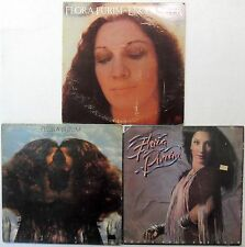 FLORA PURIM  lot of 3 LPs #6197
