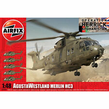 AIRFIX A14101 AgustaWestland Merlin HC3 Helicopter 1:48 Aircraft Model Kit
