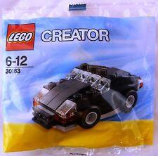 Lego Creator Promopack 30183 Schwarzes Auto    NEU
