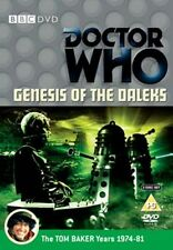 Doctor Who Genesis Of The Daleks (Tom Baker) New 2xDVDs R4