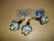 Lot of 3 German Receptacle Outlets T85 495 *FREE SHIPPING*