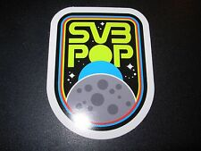 "SUB POP SEATTLE 4"" OUTER SPACE Sticker Decal pearl jam nirvana"