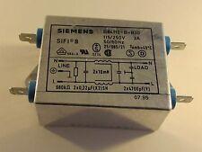 SIEMENS Netzfilter B84112-B-B30, 3A, 250VAC - A19/9822