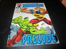 RARE THUNDERBOLTS PRELUDE 1ST APPEARANCE OF THUNDERBOLTS RARE VARIANT !!!