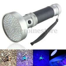100 LED UV Blacklight Scorpion Detector Finder Ultra Violet Lamp NEW