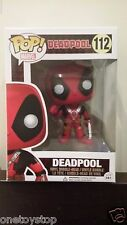 In-Hand New Funko POP! Marvel Deadpool Thumbs Up Vinyl Figure Bobble-Head