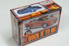 AMT 1962 Corvette Sock It To Me 3 in 1 drag, custom, stock model kit 1/25