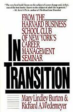 In Transition: From the Harvard Business School Club of New York's Career