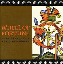 John Renbourn and Robin Williamson : Wheel Of Fortune CD (2008) new sealed