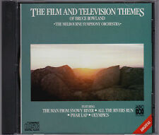 Bruce Rowland -The  Film & Television Themes - CD (CD 38223 ABC 1985)