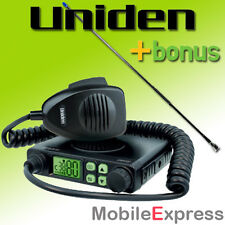 UNIDEN UH5000NB 80 CHANNEL 5W UHF RADIO + BONUS Uniden AT450 FibreGlass Antenna