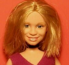 Vintage 2001 Mary Kate Or Ashley Olsen Barbie Doll Mattel