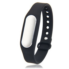 Smart Bluetooth Wrist Sports Health Bracelet for xiaomi Mi Band Miband Black