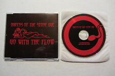 qotsa QUEENS OF THE STONE AGE Go With The Flow 2002 EURO collectors CD single