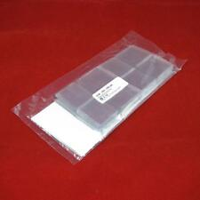 """(500) 2"""" x 2"""" Frame A Coin #28 Double Pocket Vinyl Coin Flips with Paper Inserts"""