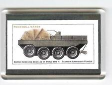 TERRAPIN AMPHIBIOUS VEHICLE FRIDGE MAGNET