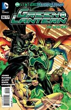 GREEN LANTERN #14 VF+ - VF/NM RISE OF THE THIRD ARMY THE NEW 52!