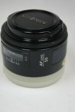 Minolta af 50mm F1.7 portrait lens adapter to sony alpha reflex numérique