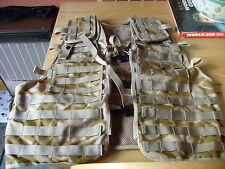 VEST TACTICAL LOAD CARRYING NSN 8415 British Desert Camo DPM Osprey/Molle NEW