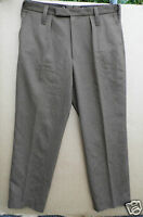 GENUINE BRITISH ARMY ISSUE MANS NO2 DRESS UNIFORM TROUSERS -ALL RANKS -NEW LIST