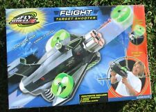 NEW Fly Wheels FLIGHT TARGET SHOOTER - Shoots Suction Cup Darts