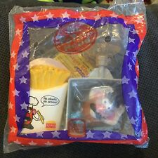 Disney Pixar Toy Story Mr. Potato Head Basketball NEW In Pack Burger King 1998