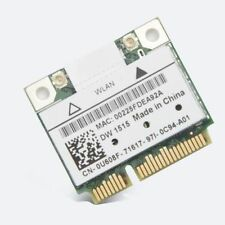 For Dell HALF-MINI WIRELESS N CARD DW1515 ATHEROS AR5BHB92 AR9280 MINI CARD