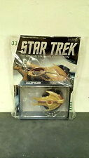 *#33 STAR TREK STARSHIPS COLLECTION CARDASSIAN HIDEKI CLASS ENTERPRISE WARS