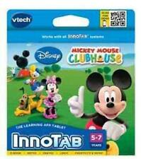 Vtech Disney Mickey Mouse Clubhouse Innotab Inno Tab Game 5-7 yrs NEW