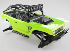 Axial 1/10 Deadbolt 4WD Rock Crawler Complete Roller / Rolling Chassis AX90044