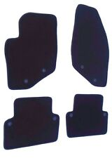 Volvo V70/S60 4pc set Custom Fit Black Carpet Floor mats 4PC Fits 2001-2009 NEW