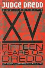 Judge Dredd Megazine (Vol. 1) No. 18 Mar 1992 Brit-Cit Babes -COM-465