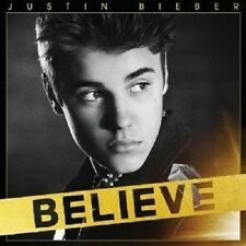 JUSTIN BIEBER - BELIEVE CD++++13 TRACKS++++++++++NEU