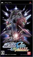Used PSP Mobile Suit Gundam Seed: Rengou vs. Z.A.F.T. Portable Japan Import
