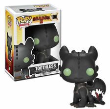 Funko Pop How to Train Your Dragon 2 Toothless HTTYD #100