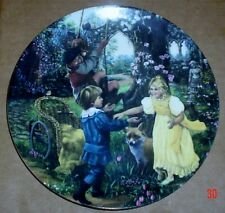 Wedgwood Collectors Plate SHARING THE MAGIC - THE SECRET GARDEN