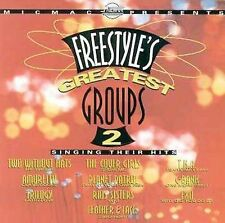 Exo, C-Bank, Two Without Hats, C: Freestyles Greatest Groups 02  Audio Cassette