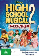 High School Musical 2 (Extended Edition) * NEW DVD * Zac Efron
