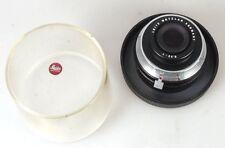 Leica Microscop 0.32:1 Objektiv Lens + M Adapter R 14127 F