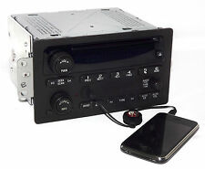 Chevy & GMC 2005-2009 Truck Radio - AM FM CD Player w Aux MP3 Input OEM 15850275