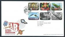 29196) UK - GREAT BRITAIN 2011 FDC Gerry Anderson,